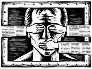 kebebasan pers indonesia - jurnalisme tipu daya