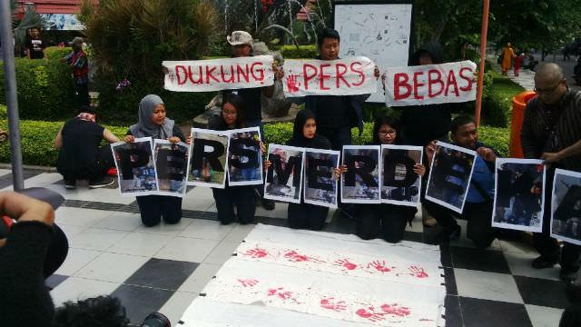 kebebasan pers indonesia