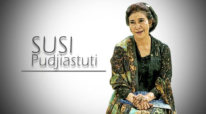 Nasionalisme Sang Menteri Perikanan dan Kelautan: Susi Pudjiastuti